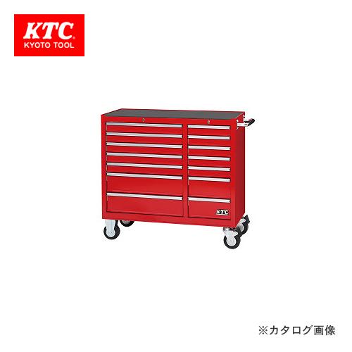 【直送品】KTC ローラーキャビネット(7段14引出し) SKX3814