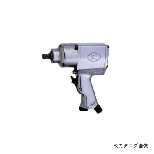 空研 小型インパクトレンチ(12.7mm角ドライブ)インパクトレンチ 本体のみ KW-19HP