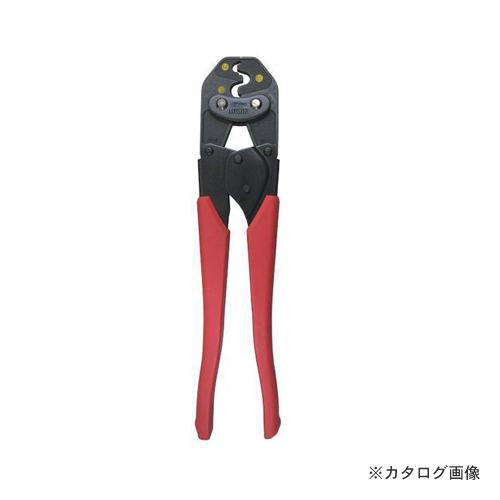 エビ 圧着工具銅線用裸圧着端子・裸圧着スリーブ(P.B)用AK38A