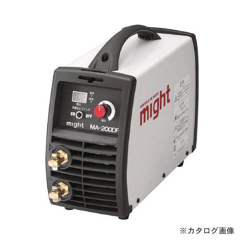 【イチオシ】マイト工業 新型デジタル直流インバータ溶接機 MA-200DF