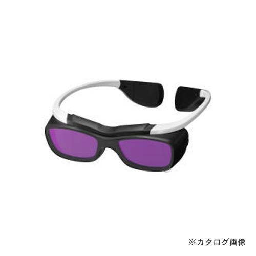 マイト工業 液晶式遮光溶接メガネ MR-01