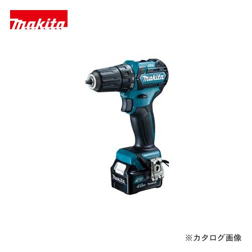 マキタ Makita 10.8V 充電式ドライバドリル バッテリー×2・充電器・ケース付 DF332DSMX