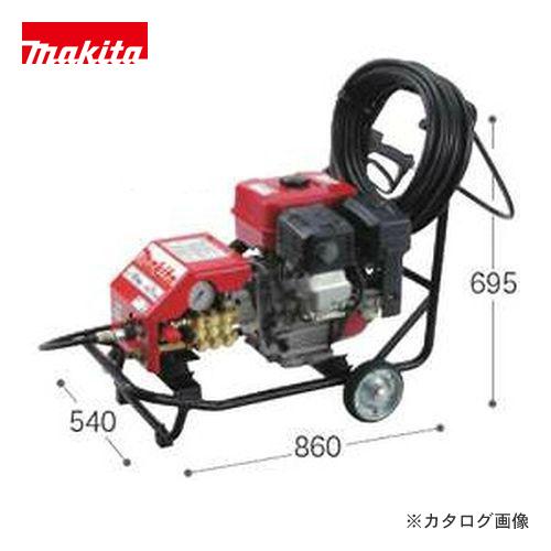 【運賃見積り】【直送品】マキタ Makita エンジン高圧洗浄機 清水専用 EHW201