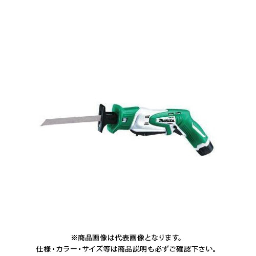 マキタ Makita 10.8V 充電式レシプロソー バッテリ充電器ケース付 JR101DWG