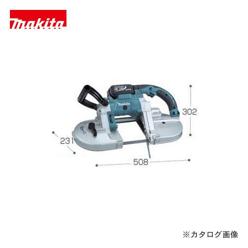 マキタ Makita 充電式ポータブルバンドソー PB180DZ