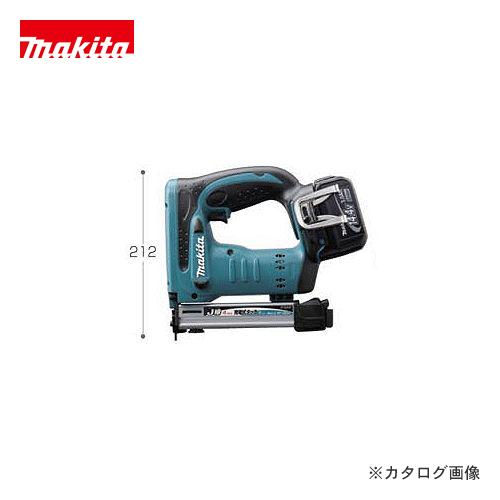 マキタ Makita 充電式タッカ 本体+ケース付(バッテリ・充電器別売) ST120DZK