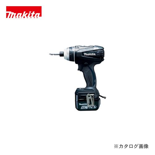 マキタ Makita 14.4V 5.0Ah 充電式4モードインパクトドライバ 黒 TP131DRTXB