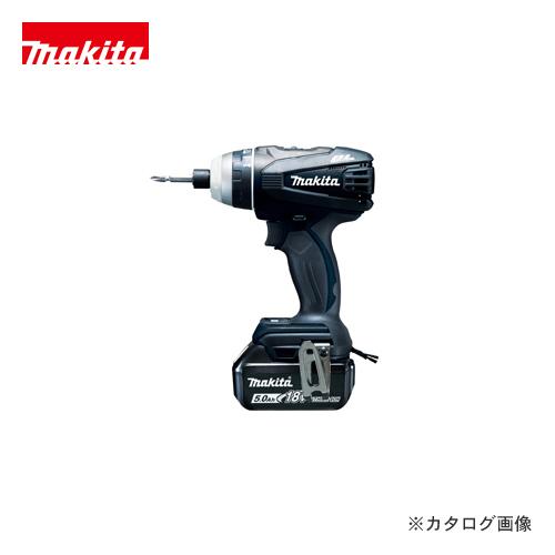 マキタ Makita 18V 5.0Ah 充電式4モードインパクトドライバ 黒 TP141DRTXB