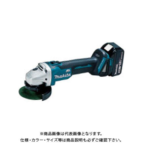 マキタ Makita 充電式ディスクグラインダ (本体のみ) 18V 100mm GA404DZN