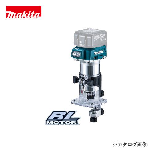 マキタ Makita 14.4V 充電式トリマ 本体のみ RT40DZ