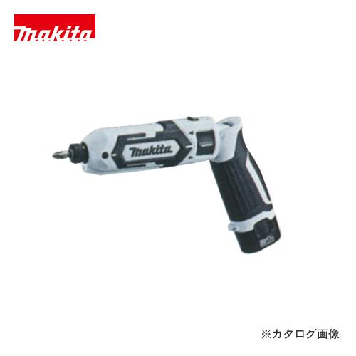【イチオシ】マキタ Makita 7.2V 1.5Ah 充電式ペンインパクトドライバ 白 バッテリー×2本・充電器・アルミケース付 TD022DSHXW