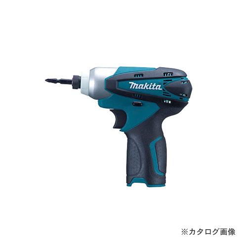 マキタ Makita 充電式インパクトドライバ 青 本体のみ TD090DZ