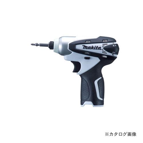 マキタ Makita 充電式インパクトドライバ 白 本体のみ TD090DZW