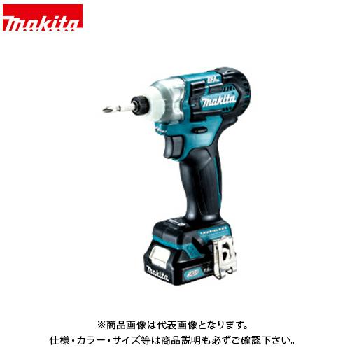 マキタ Makita 充電式インパクトドライバ 青 Li-ion 1.5Ah TD111DSHX