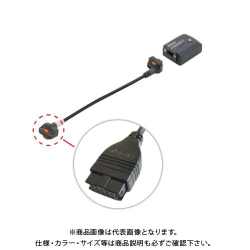 ミツトヨ Mitutoyo U-WAVE-T専用 フットスイッチ用接続ケーブルタイプD(平形10ピン) 02AZE140D