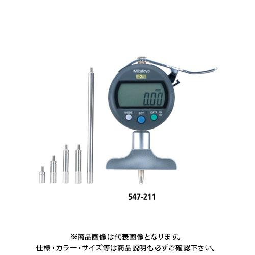 ミツトヨ Mitutoyo 547シリーズ デプスゲージ(デジマチックタイプ) A=63.5mm 547-251