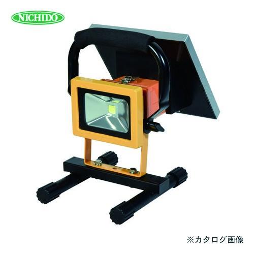 日動工業 LEDチャージライトミニ ソレイユ BAT-5W-SO