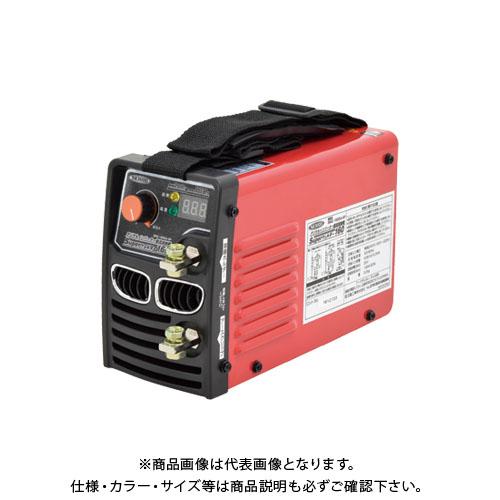 【イチオシ】日動工業 200V専用 160A インバータ直流溶接機 BM2-160DA-SP