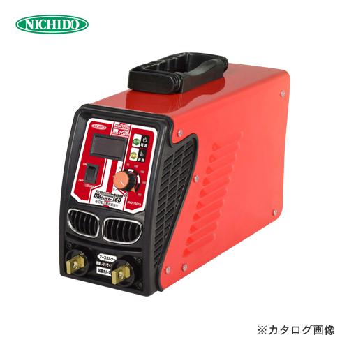 【イチオシ】日動工業 単相200V専用 160A デジタル表示タイプ 溶接機 BM2-160DA