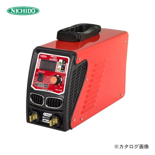 日動工業 単相200V専用 180A デジタル表示タイプ 溶接機 BM2-180DA