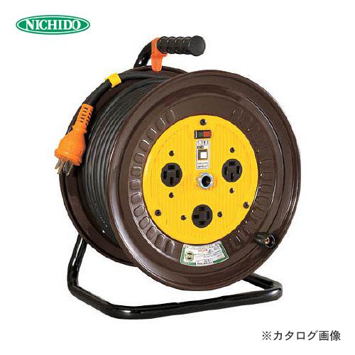 日動工業 三相200V 一般型 電工ドラム 30m ND-E330-20A 超特価 激安