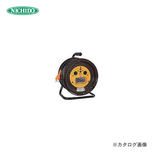 日動工業 三相200V 一般型 電工ドラム (30m) ND-EK330-20A