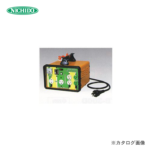 日動工業 日立 昇圧·降圧自在型トランス LAN NTBO EB220:工具屋