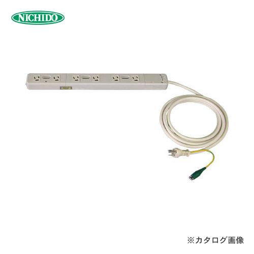 日動工業 プラグインライト用タップ コンセント6コタイプ PIL-6TAP