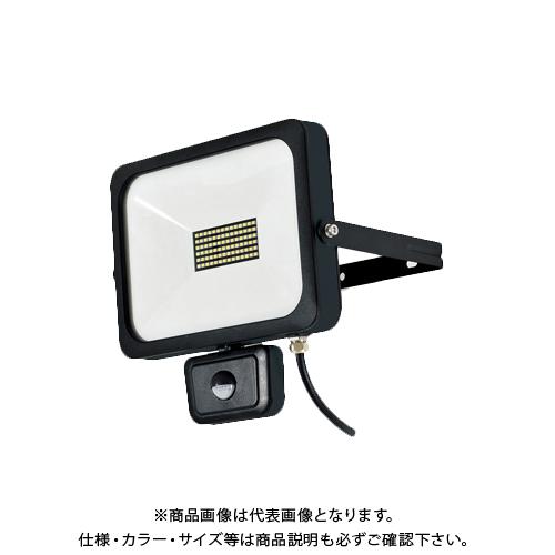 日動工業 LEDフラットセンサーライト 50W 屋外型 SLS-F50W