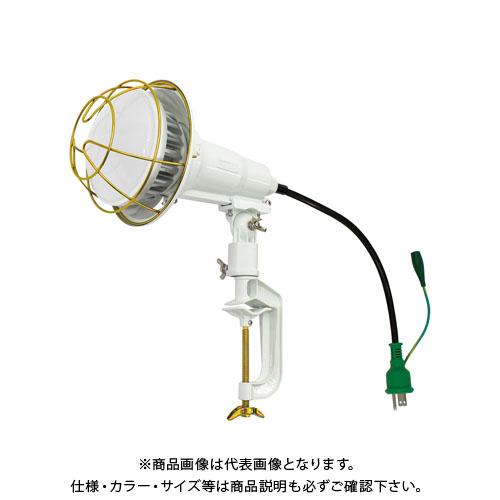 日動工業 25WLED エコビック投光器 アース付 白昼色 5m TOL-E2505-50K