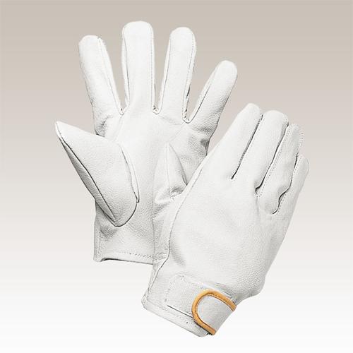 大中産業 [10双入] 豚革手袋 南国クレスト マジック式 内綿付 161LA-MG