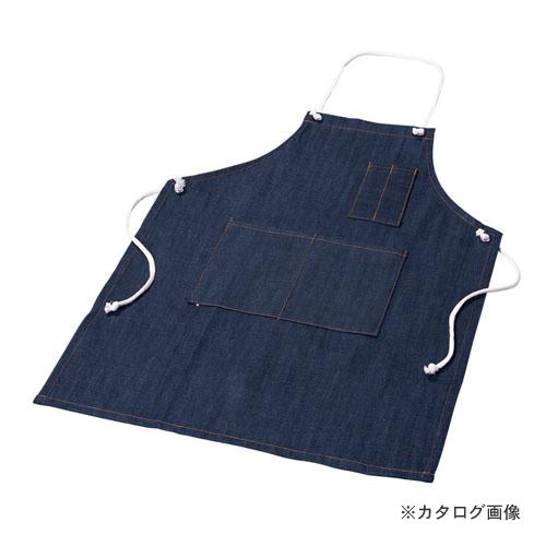 大中産業 デニム胸前掛ポケット付 J-1P (10枚入)