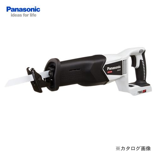 【イチオシ】パナソニック Panasonic EZ45A1X-H Dual 充電式レシプロソー 本体のみ (グレー)