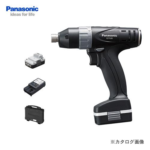 【予備電池付】パナソニック Panasonic EZ7520LA2S-B 7.2V 1.5Ah 充電式マルチインパクトドライバー SLIMO 【スプリングセール】