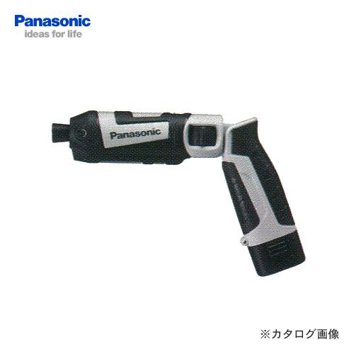 パナソニック Panasonic EZ7521X-H 充電スティック インパクトドライバー 本体のみ・(グレー)