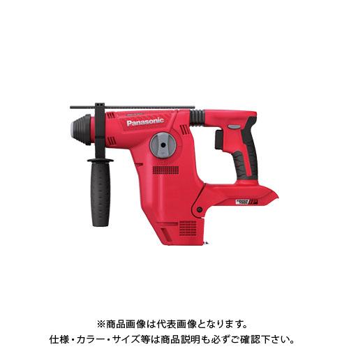 パナソニック Panasonic 充電ハンマードリル 本体のみ (赤) EZ7881X-R