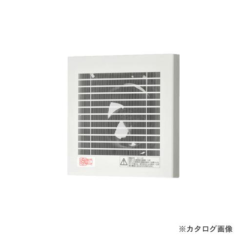 【納期約2週間】パナソニック Panasonic パイプファン排気形(フィルター付) FY-08PF9D