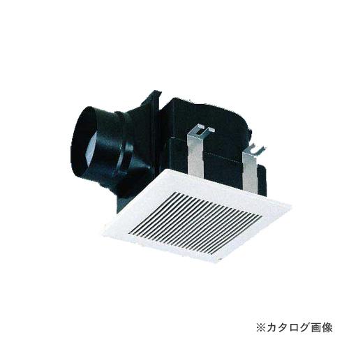 【納期約3週間】パナソニック Panasonic 天井埋込形換気扇(樹脂製・吊金具付) FY-27CK6BL