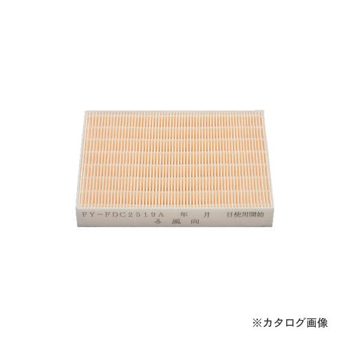 【納期約2週間】パナソニック Panasonic 気調部材オプション高性能フィルター FY-FDD2519A