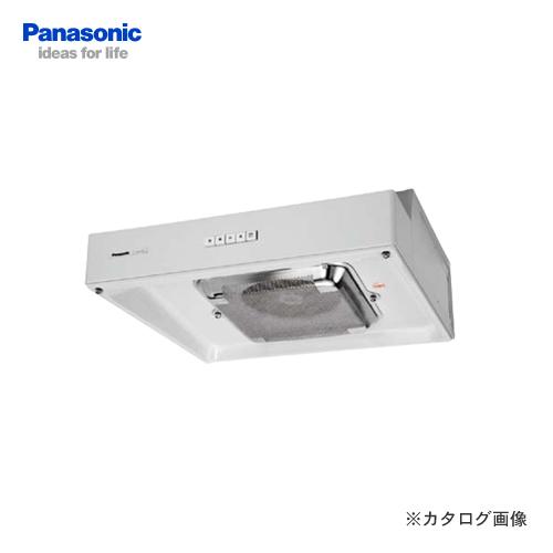 【納期約2週間】パナソニック Panasonic 浅形レンジフード FY-60HF4