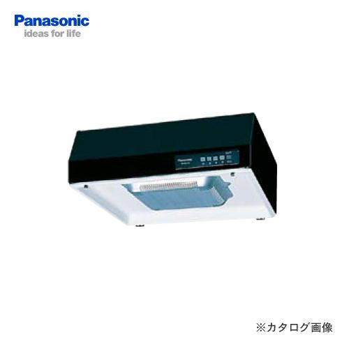 【納期約2週間】パナソニック Panasonic 浅形レンジフード丸吐出 FY-60HJR3M-K