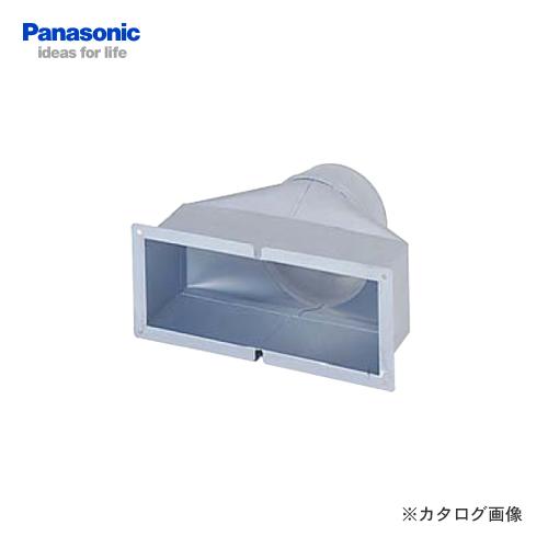 【納期約2週間】パナソニック Panasonic 浅型レンジフード用角丸アダプター FY-AC601
