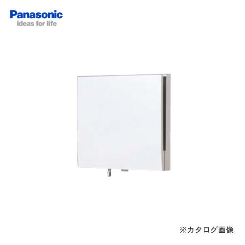 【納期約2週間】パナソニック Panasonic 自然吸気口 FY-DRV062-W