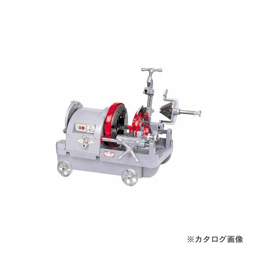 【直送品】レッキス工業 REX 366400 150A パイプマシン(倣い式)