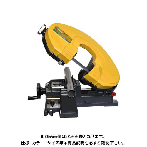 バンドソー 本体 小型 軽量 ハイス レッキス工業 REX マンティスXB65A(鋼管切断仕様) 14/18山のこ刃標準 XB65A 475165
