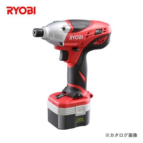 リョービ RYOBI 充電式インパクトドライバ BID-1260
