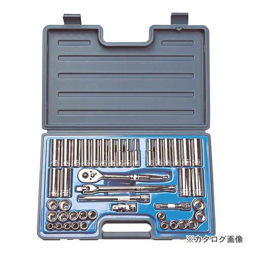 シグネット 12844 3/8DR 44PC MM・インチ ソケットレンチセット