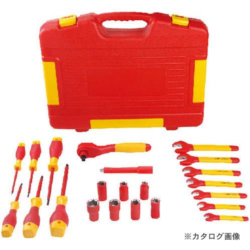 シグネット E81022 22PC E81022 シグネット 絶縁工具セット, 東京ヒマワリ:67ef7370 --- sunward.msk.ru