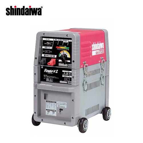 【運賃見積り】【直送品】新ダイワ工業 バッテリーウェルダー SBW170D-MFP