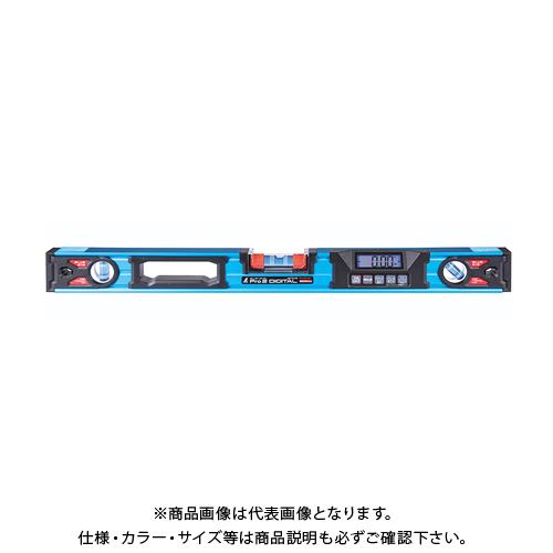 シンワ測定 ブルーレベル Pro 2 デジタル600mm 防塵防水 マグネット付 75318